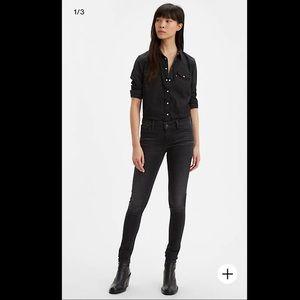 🔥🔥🔥NWT Levi's Premium 710 Super Skinny Jeans